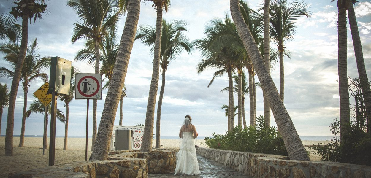 Intimate Wedding on the Pacific in Los Cabos, Mexico
