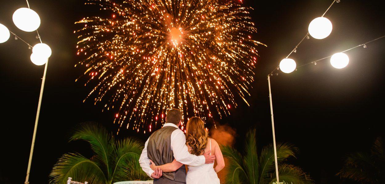 Sea of Cortez Wedding at Barcelo Grand Faro Los Cabos