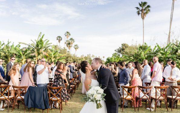 Perla & Jared- An April Wedding to Remember!