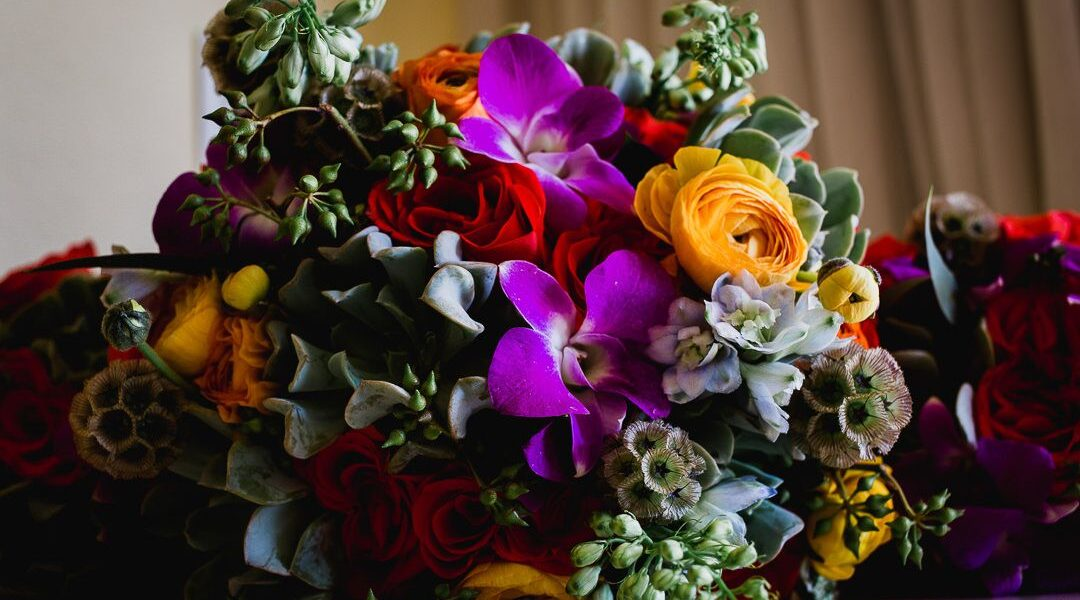 Why splurge on your Bridal Bouquet?