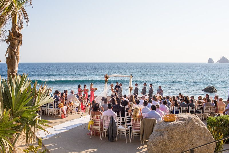 Wedding Day at The Cape in Cabo San Lucas