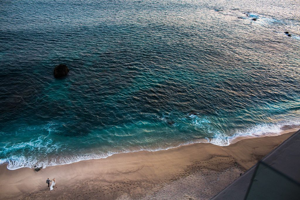 Aerial View of The Cape Los Cabos