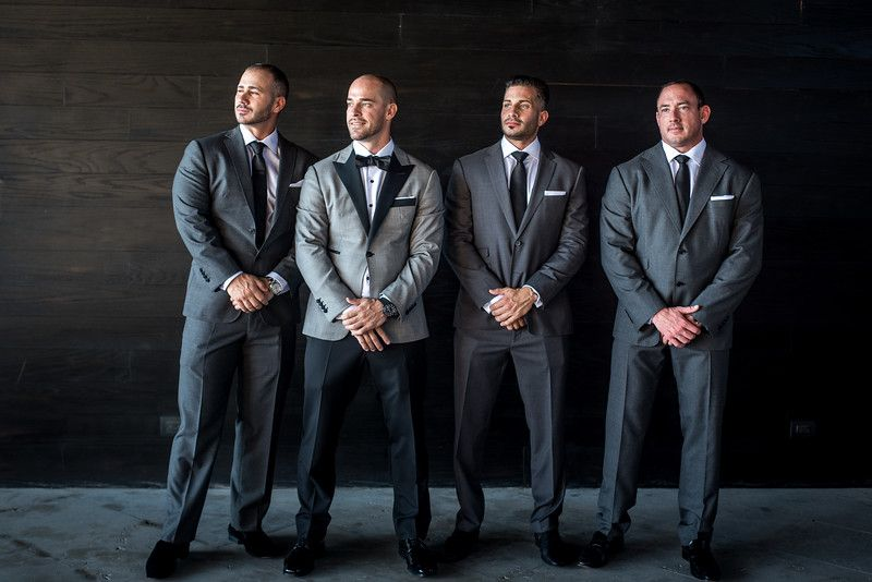 Groomsmen at The Cape