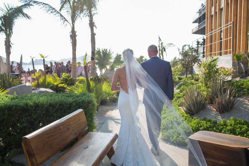 Wedding Day at The Cape Los Cabos