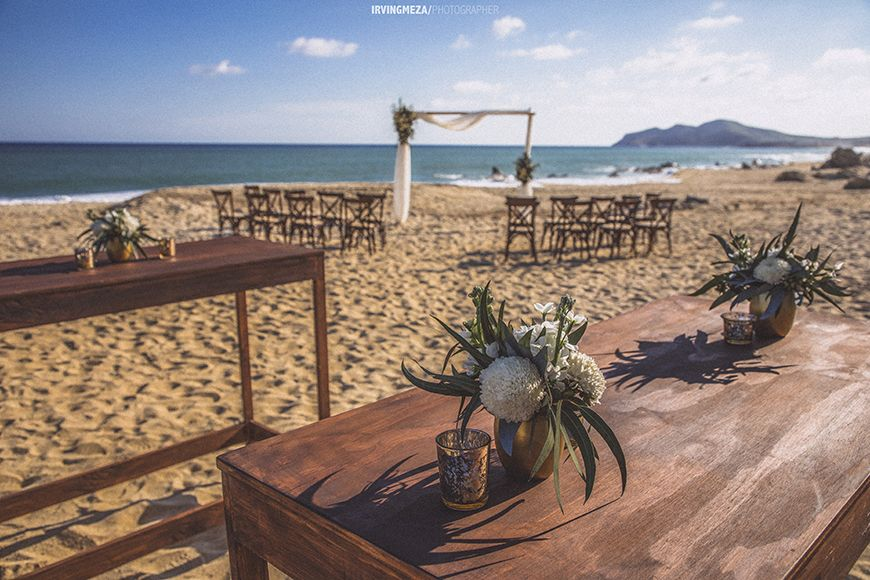 Wedding Inspiration in Cabo San Lucas
