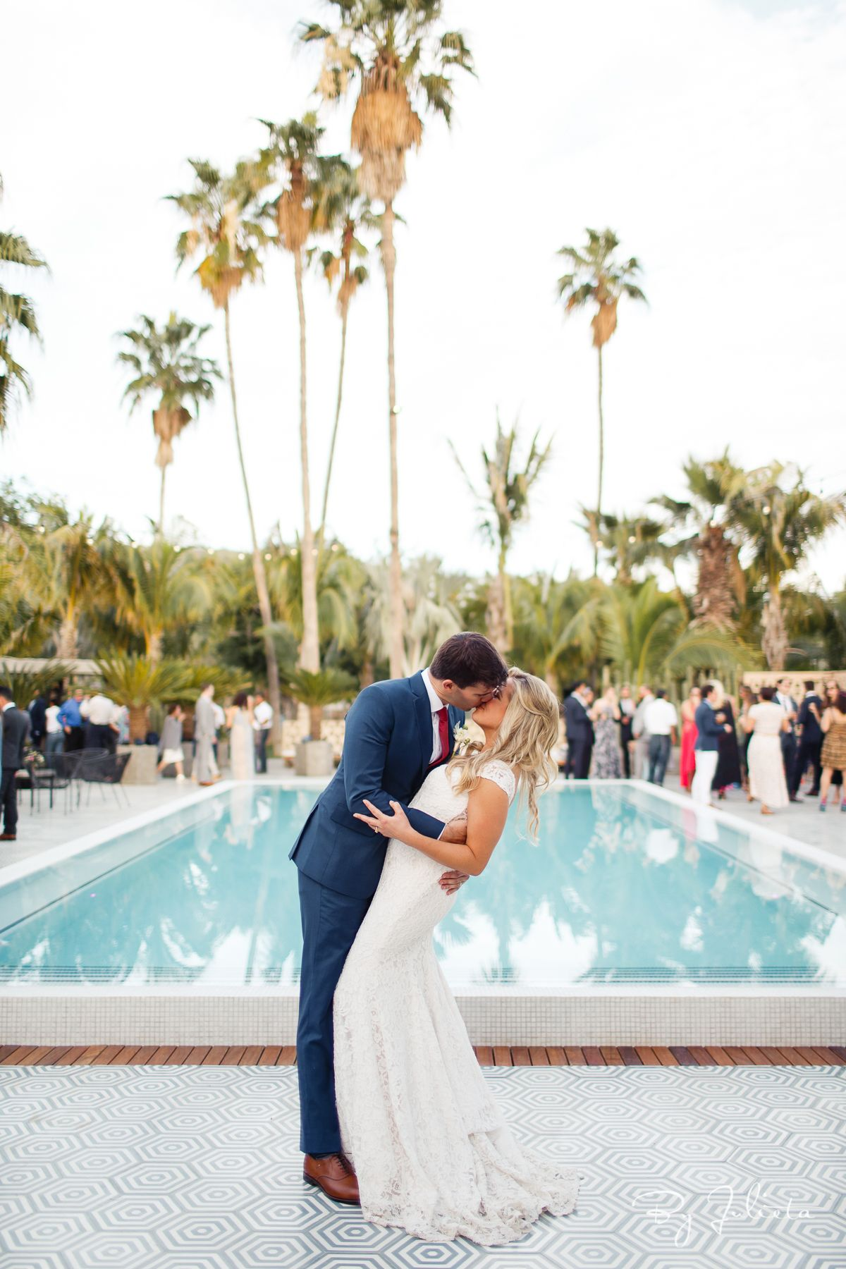 Destination Wedding at Acre Baja wedding by Cabo Wedding Services designed by Jesse Wolff