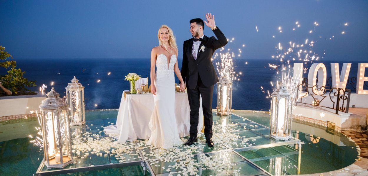 Villa Weddings in Cabo San Lucas, Mexico