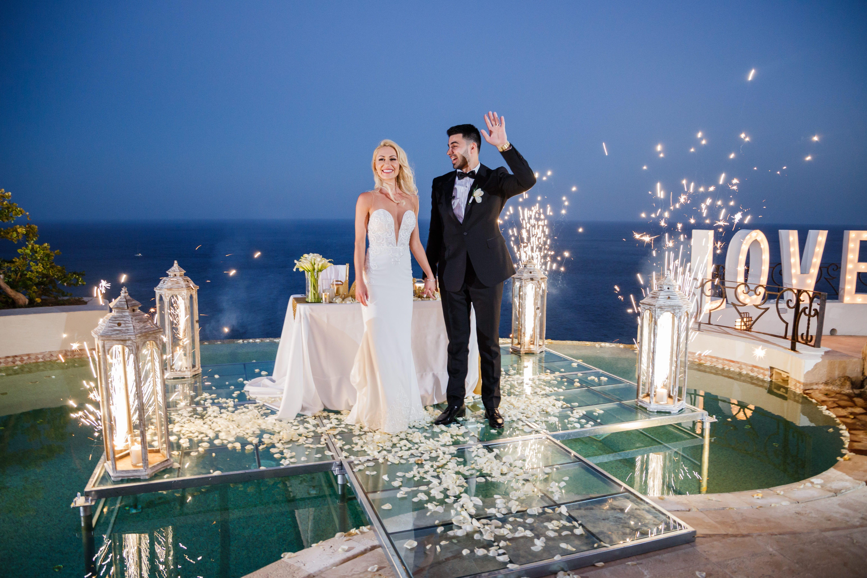 Villa Weddings In Cabo San Lucas Mexico
