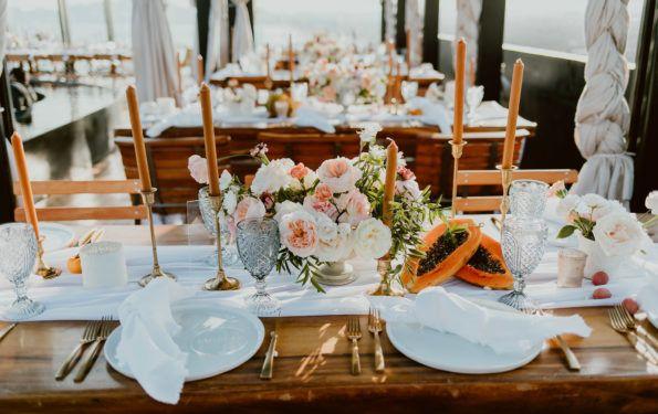 The Cape Wedding Venue in Cabo San Lucas, Mexico - Dana & JJ