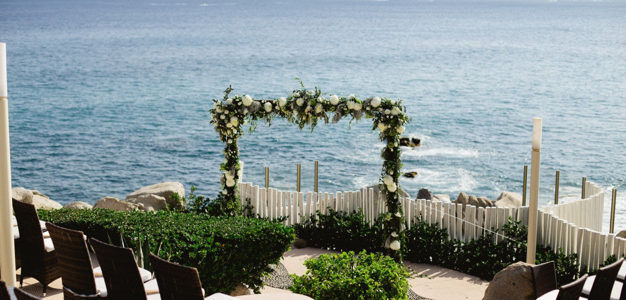 Sunset da Mona Lisa Wedding – Summer Wedding in Los Cabos, Mexico