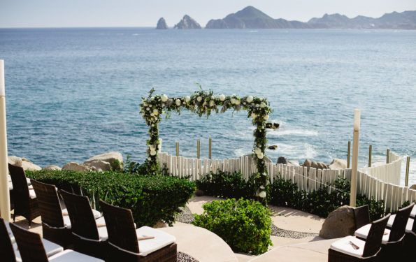 Sunset da Mona Lisa Wedding - Summer Wedding in Los Cabos, Mexico