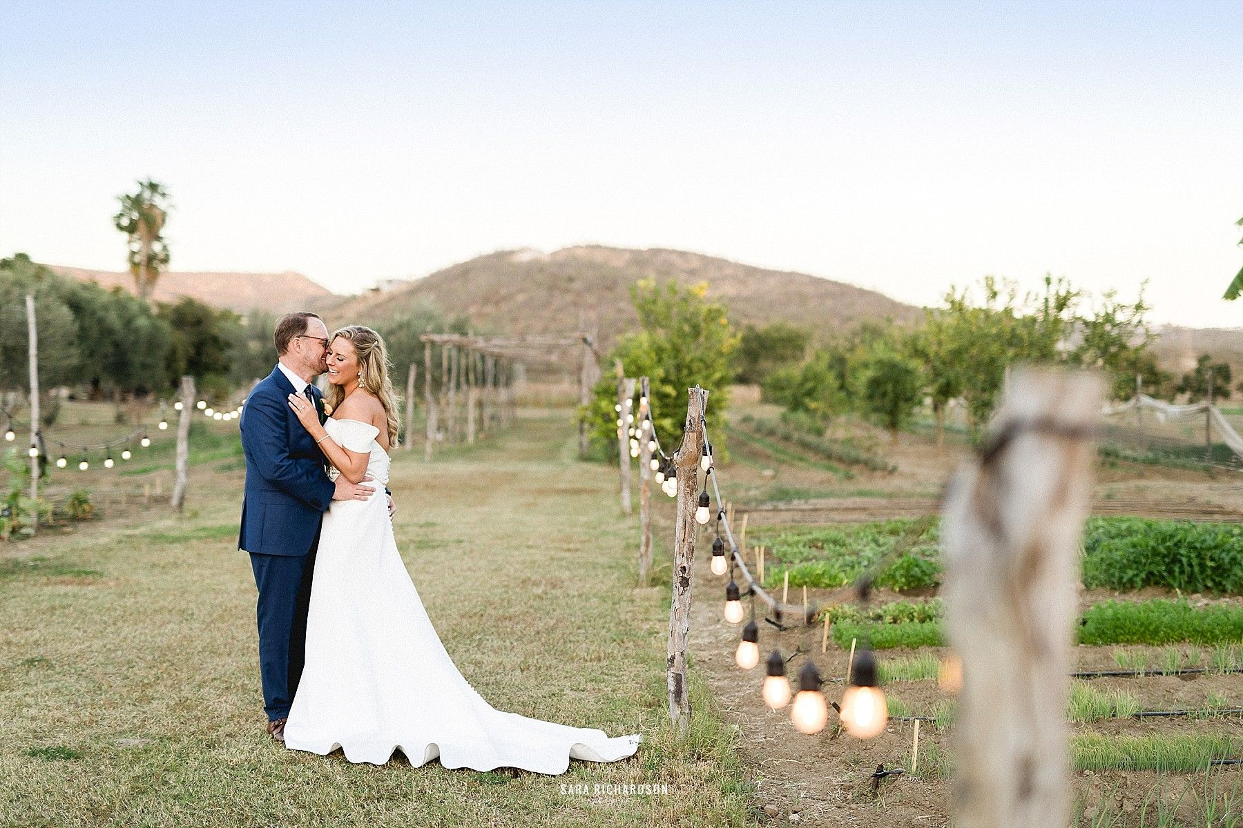 Bride and groom during their photo session. There is a time of day, where light is just perfect. This venue is in Destination Los CAbos Mexico.