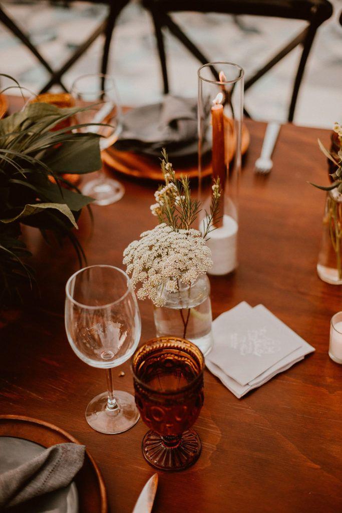 Table set-up at Acre Baja in Los Cabos Mexico. Destination Wedding Venue in Cabo.