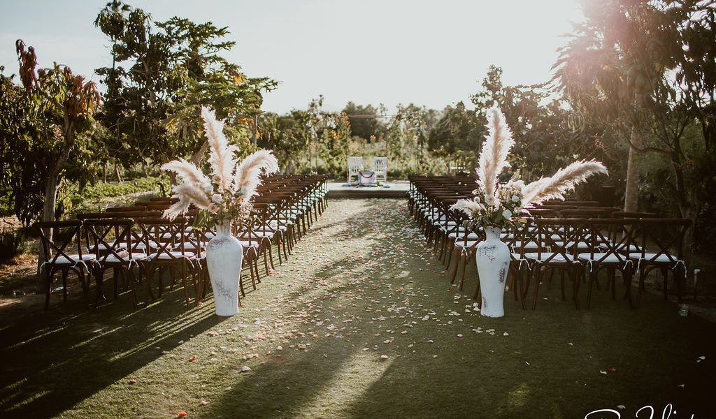 Flora Farms Destination Wedding – Anusha & David –