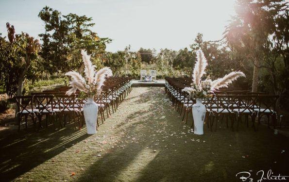 Flora Farms Destination Wedding - Anusha & David -