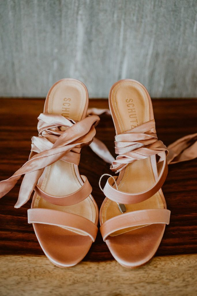 Amazing designer shoes by Schutz. Highly recommended to anyone looking for simple, classy and comfortable shoes for their wedding day!