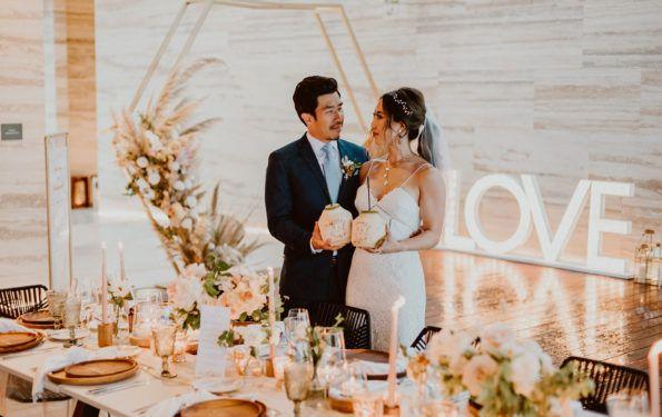 Solaz a Luxury Resort - Fairytale Wedding