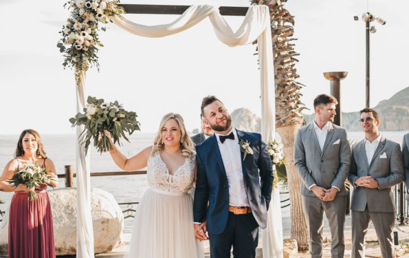 Cabo Wedding with Adam + Quinn