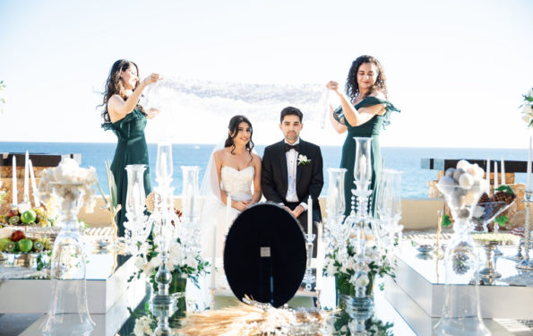 Waldorf Astoria - Persian Destination Wedding in Los Cabos, Mexico.